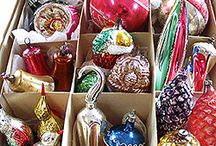 Christmas-Decorations and Decorating! / by Susan Akers