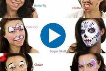 facial paint
