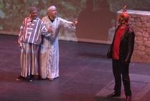 """El Primer Nadal dels Pastors / Imatges de les representacions de la sarsuela pastoril """"El primer Nadal dels Pastors"""" que va ser declarada Be de interes cultural del Figueres l'any 2010"""