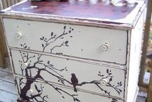 Furniture - Refinishing/Ideas / by Ingrid Kidd