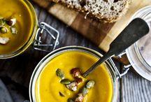Soupes / Des recettes de soupes pour utiliser les produits de la Box Soupe   http://www.cultiversonjardin.fr/box/3/Box-Soupes