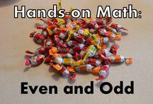 Math / by Nicole Matthews Jones