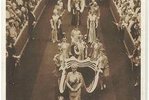 Couronnement de 1953: Elisabeth II