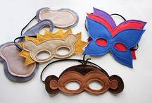 maskeler / by nefise isci