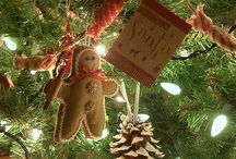 Christmas Gingerbread / by Debra Childs