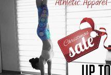 Athletic Clothing Sale