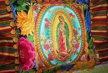 virgin of guadalupe / by Debra Lawes