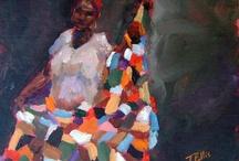 Quilts by T. Ellis