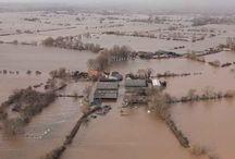 Uk floods 2014 / Weather