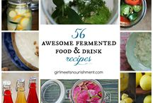 Fermented Foods / by Candy Wright