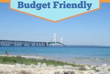 Our Summer Trip 2015: Mackinac Island / Fun things to do near Mackinac Island for families on a budget!