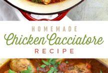 Cheeky recipes
