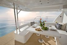 Boat: Aft seating
