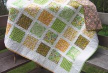 Quilts/Quilt Patterns/Quilt Colors / by Becky