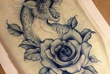 tatto tigre