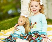 Doll & girl clothes