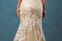 Casamento vestido de renda
