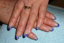 nails / nails,nailart, nehty gelové, akrylové