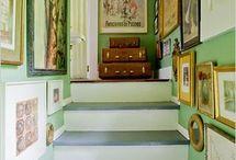 Hallway / by Gregg Irby