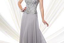 Evening dress / večerní šaty