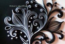 Czarno-białe