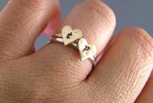WEAR IT - RING IT / Jewelery... / by Susan Bowen