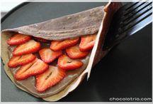 {chocolate decadence} / Luuuve it!