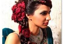 Exotic Vintage Bride