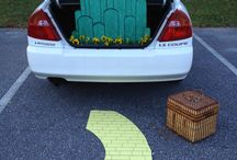 Wizard of oz trunk