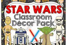 Star Wars Themed Classroom / by Gigi Gonzalez