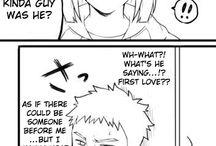 Naruhina:Hinata's First love