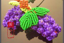 macrame buah