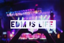 EDM / I'm so love with EDM!!!! happy pinning :)