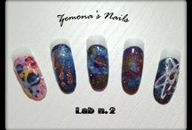 Zemona's Nail Lab & Creations / my creations on episode... follow my series!
