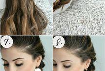 Legújabb frizurák