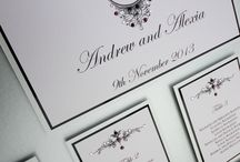 Table Plans / Beautiful seating plans for weddings and events