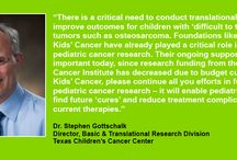 Facts of Childhood Cancer / by Cookies for Kids' Cancer