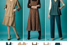Crafty - Sewing (Clothes) / by Elizabeth Crowe