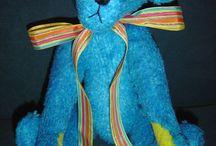 My Teddy Bears / Handmade teddy bears