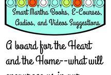 Smart Martha Books, E-Courses, Audios, and Videos Suggestions