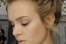 Hair, Nails, Eyes..