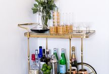 bar cart galore