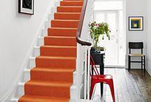 Colour in Interiors: ORANGE