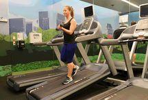 Treadmill workouts!