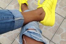 yellow is my colour!