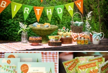 party ideas / by Leah Knapp-Ruff