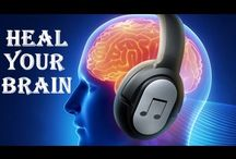 Brain healing music.