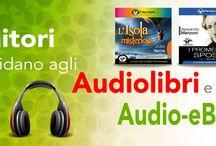 I genitori  e gli Audiolibri e Audio-eBook per ragazzi