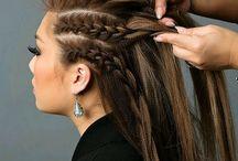 Braided hairstyles