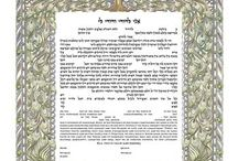 Wedding - kettubah